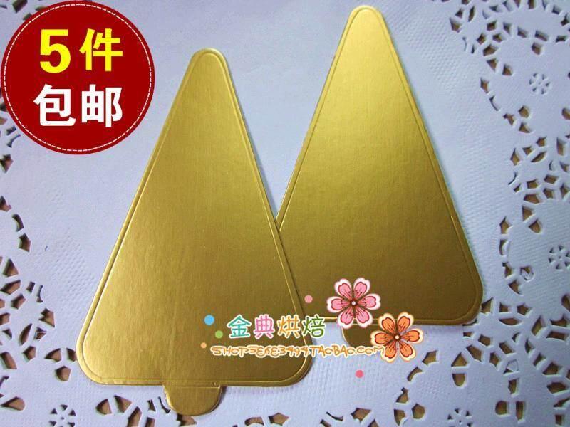 cake board ( triangle)