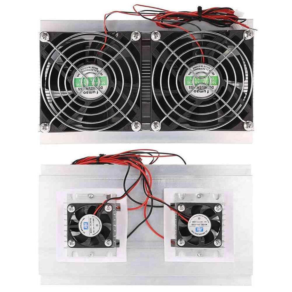 ZLOYI Thermoelectric Peltier Refrigeration Cooling System Semiconductor Cooler Module Malaysia