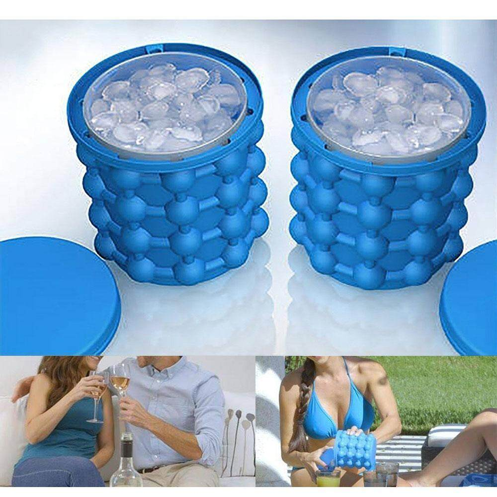 Kobwa Ice Cube Ice Bucket Drink Container By Kobwa Direct.