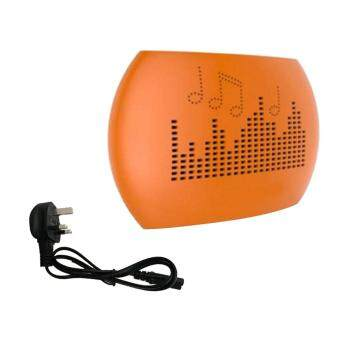 Harga preferensial BolehDeals Electric Mini Dehumidifier Home Compact Portable Anti Damp Mold Moisture UK Orange terbaik murah - Hanya Rp295.290