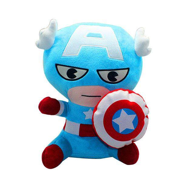 Original Marvel Avengers Plush Toy - Captain America
