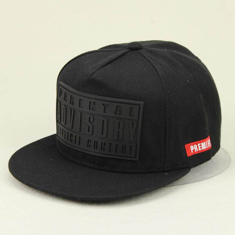 1a132508cf9 14960 items found in Hats   Caps. Rubber Letter Bone Snapback Brand  Parental Advisory Gorras Hiphop