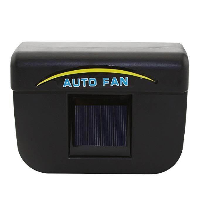 Hiqueen Kecil Mobil Tenaga Surya Ventilasi Udara Kipas Sejuk Penyejuk Otomatis Sistem Ventilasi Exhaust Fan