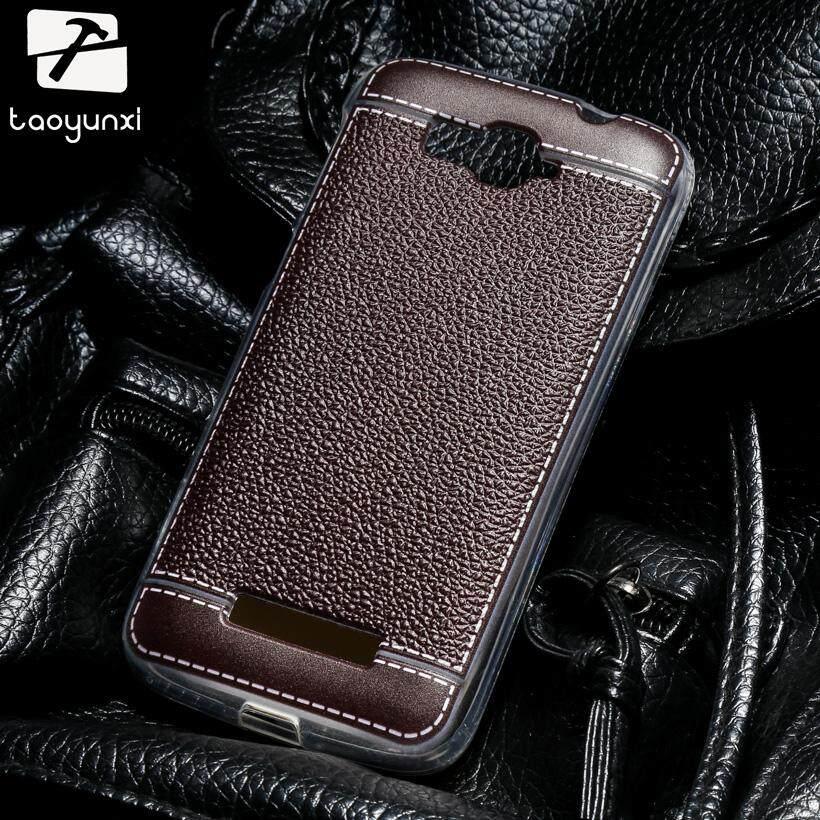 Taoyunxi Ponsel TPU Lembut Case untuk Alcatel OneTouch Pop C7 Single SIM 7040A/7040F/7041X Satu Sentuhan Pop C7 5.0 Inch Shockproof casing Ponsel Tpu Kulit Pelindung Hood-Intl