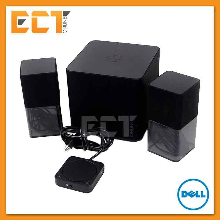 Dell Ac411 Wireless Bluetooth 2.1 Stereo Speaker System - Black By Ect Online.