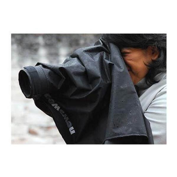 Newswear Tahan Air Lensa Pendek Ponco Hujan untuk Canon EOS EOS1-D Mark IV/7
