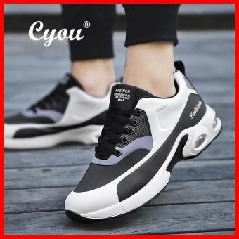 Harga preferensial Cyou 2018 Kualitas Tinggi Fashion Unisex Sepatu Kets  Olahraga Outdoor Menjalankan Sepatu Bersirkulasi Nyaman 2bbd77815d