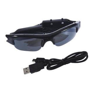 Sunglasses TF Mini DVR 640 x 480 Camera Digital Audio Video Recorder - intl thumbnail