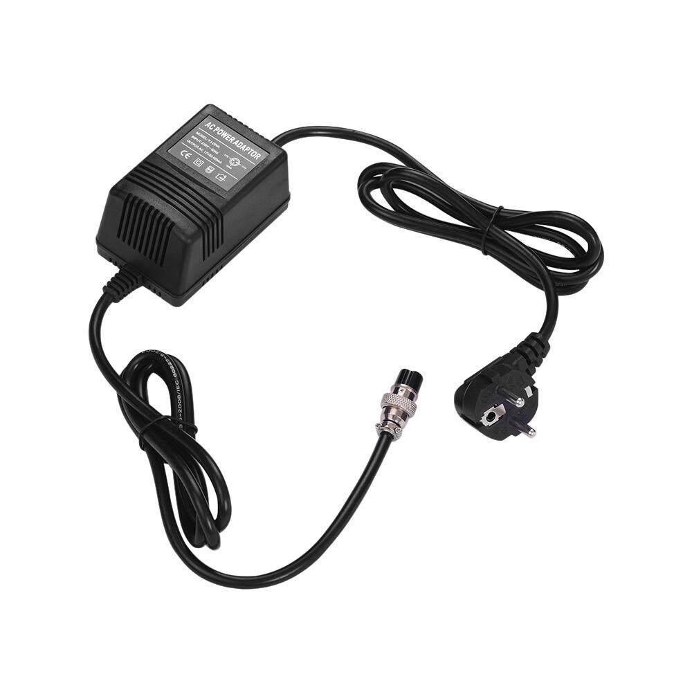 17V 420mA Mixing Console Mixer Power Supply AC Adapter 3-Pin Connector 220V Input EU Plug for Yamaha MG16/MG166CX/MG166C/F4/F7/6FX