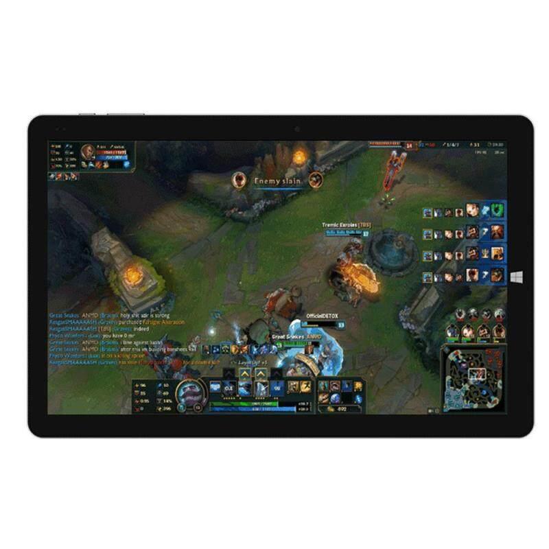JOI 10 Flip 10.1 IPS Tablet 2018 Silver ( Atom X5-Z8350, 2GB, 32GB, Win 10) Malaysia