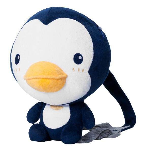 PUKU SAFETY CHILD BACKPACK HARNESS(Penguin doll ) (Blue)