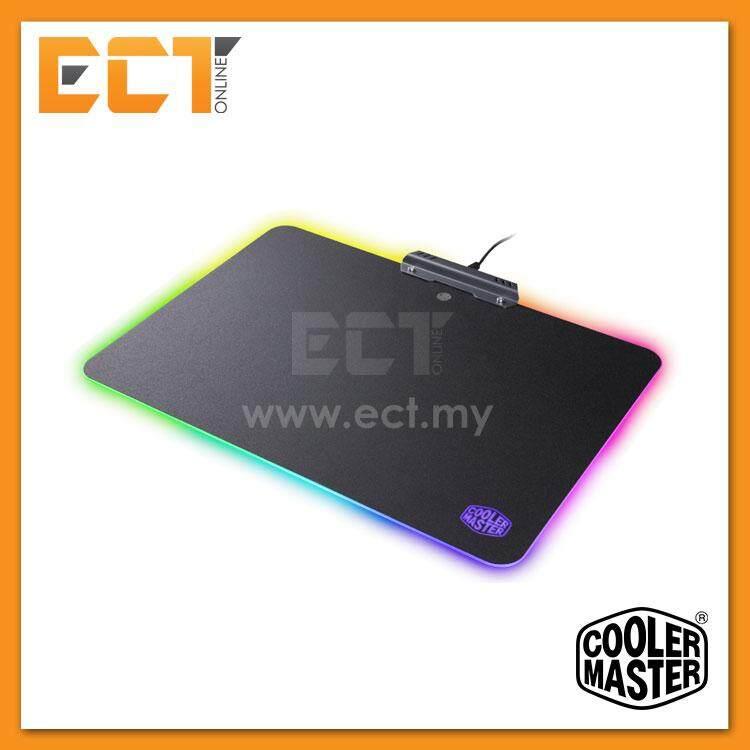 Cooler Master RGB Hard Gaming Mouse Pad Malaysia