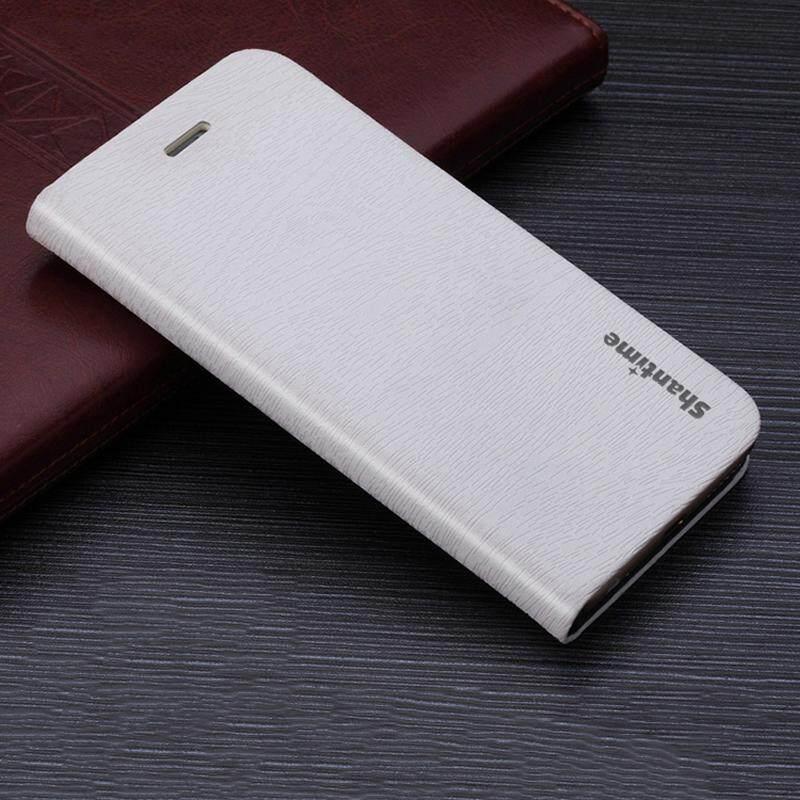 Kayu Kasus Telepon untuk Samsung Galaksi A7 2015 Casing Kulit Butir Kayu Lipat Sarung untuk Samsung Galaksi A700 Antik Dompet tas Ponsel-Internasional