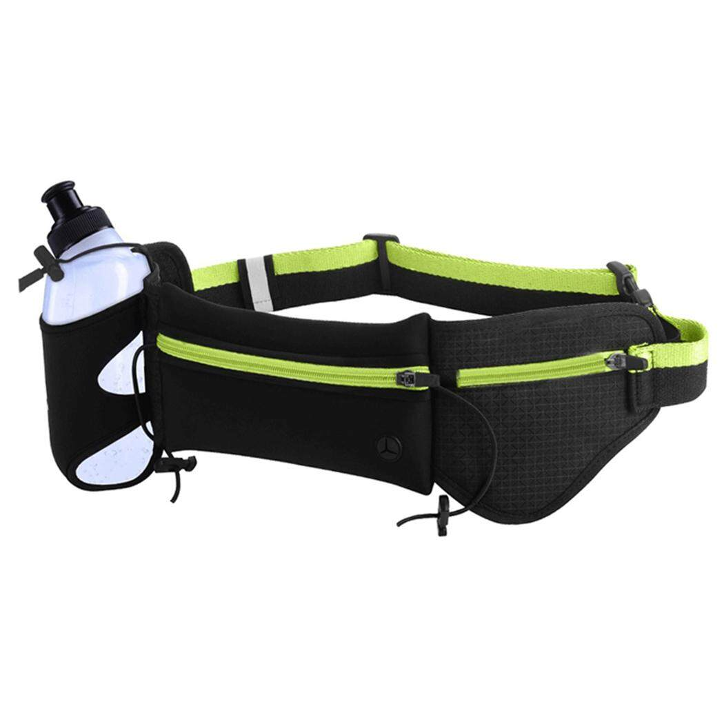 Running Belt Pouch Anti-Theft Waterproof Sports Belt Bag Gym Belt Bag Sports Waist Pack For Women & Men By Taopanda.