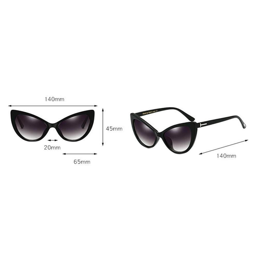 Qimiao Retro Kecil Kacamata Bingkai Persegi Transparan Ocean Lensa ... 22d7825603