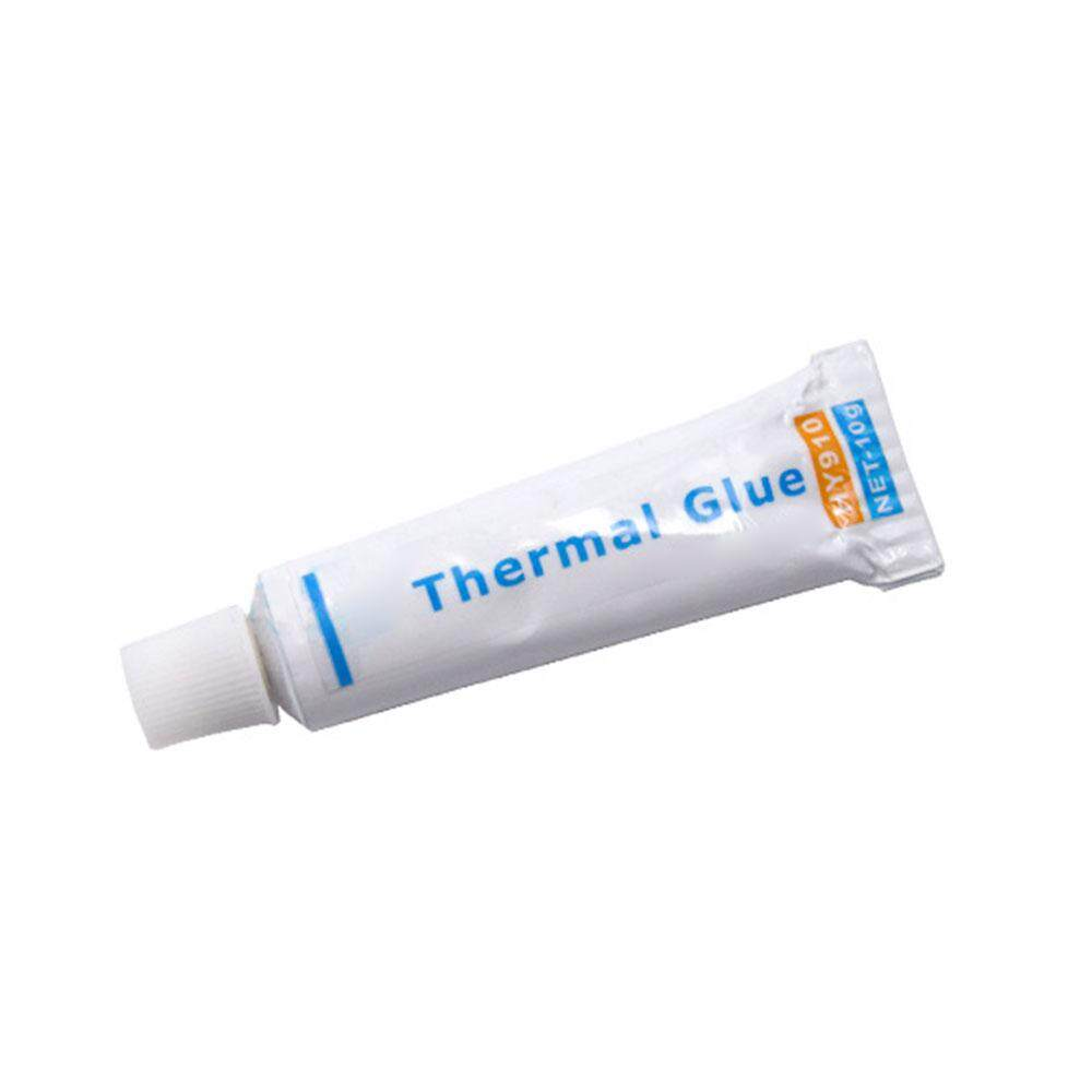 Aukey Thermal Grease Conductive Silicone Grease White Silicone 5g Cooler Heatsink CPU PC - intl