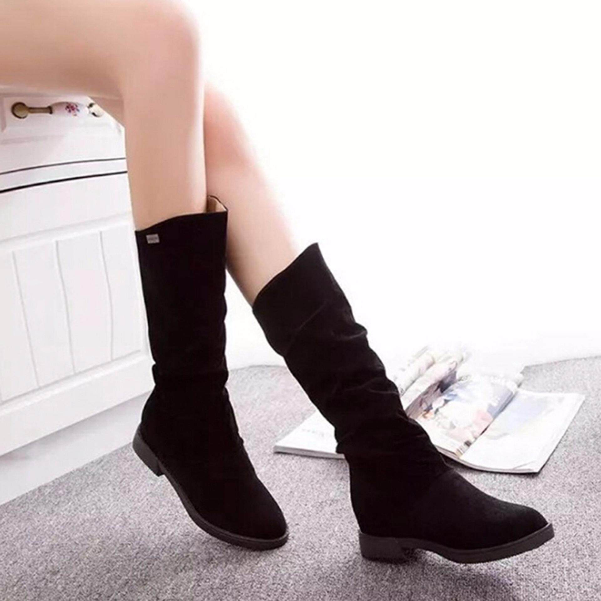 Winter Women Boots Female Ladies Snow Boots Girls Autumn Shoes By Ministar.