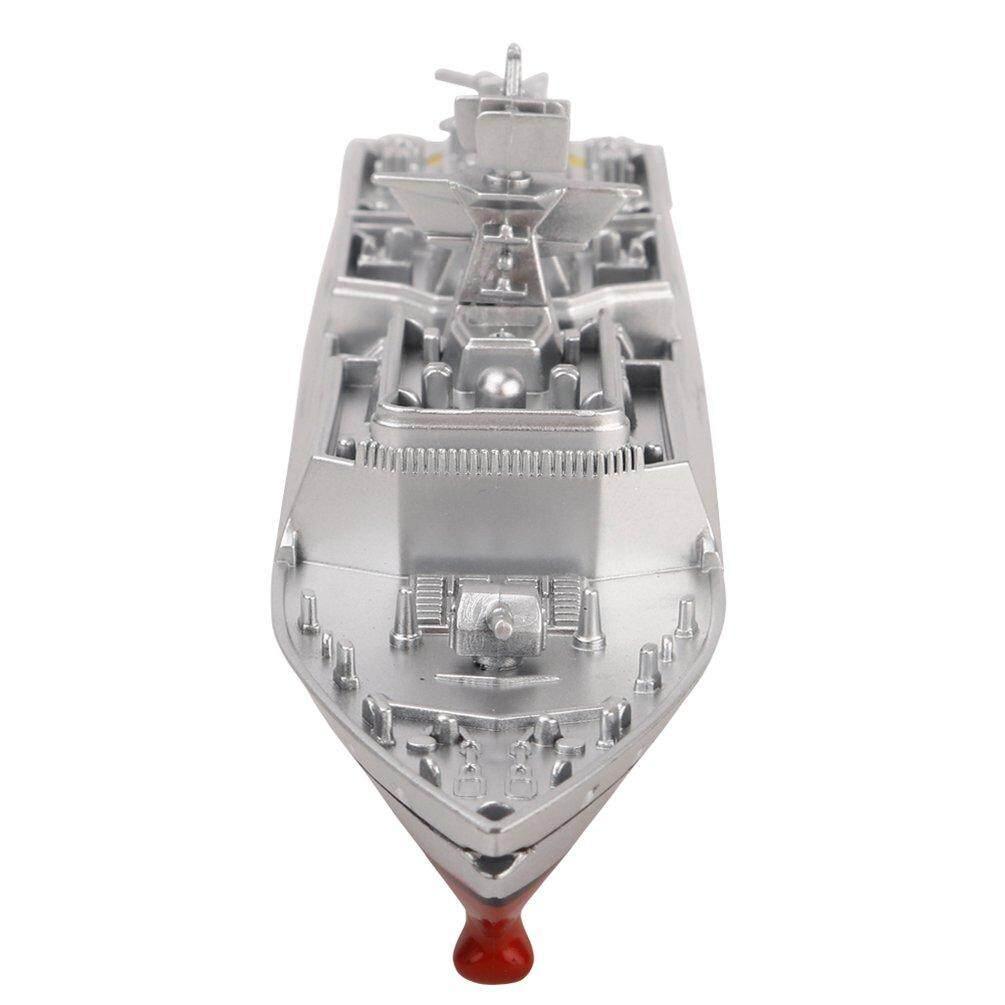 Hình ảnh ELEC 3318 2.4 Gam Tàu ĐIỀU KHIỂN 4 Kênh Điện Mini Thể Thao RC Thuyền Đồ Chơi Trẻ Em
