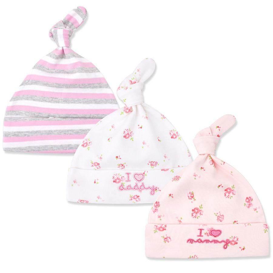 97d09567b69 Newborn(0~6months) Hats For Boys Girls Soft 100% Organic Cotton Baby