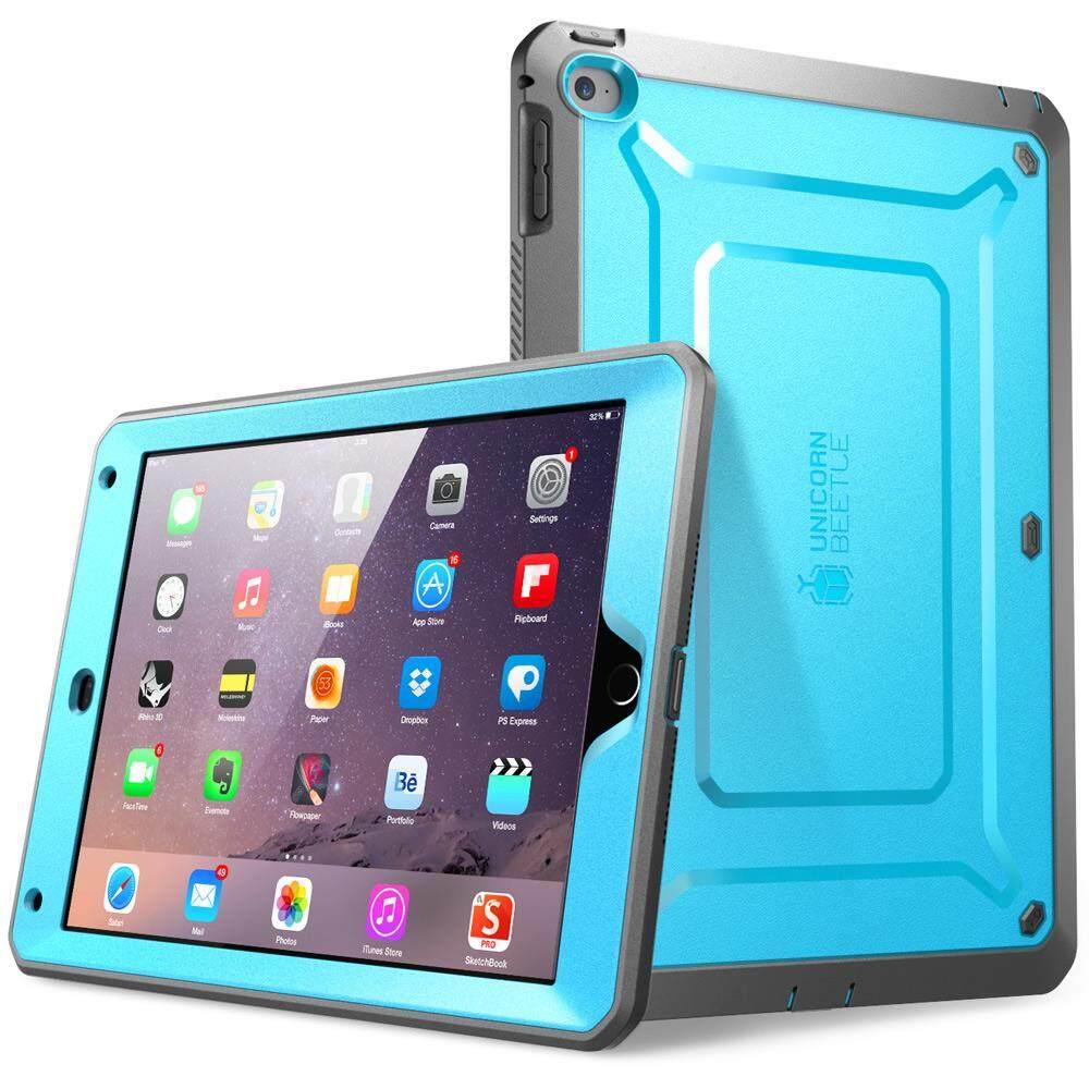 Giá Dành cho iPad Air 2 Ốp Lưng BẢO VỆ SUPCASE Apple iPad Air 2 Ốp Lưng [2nd Thế Hệ] Full-Cơ thể Chắc Chắn Lai vỏ bảo vệ với Tấm Bảo Vệ Màn Hình