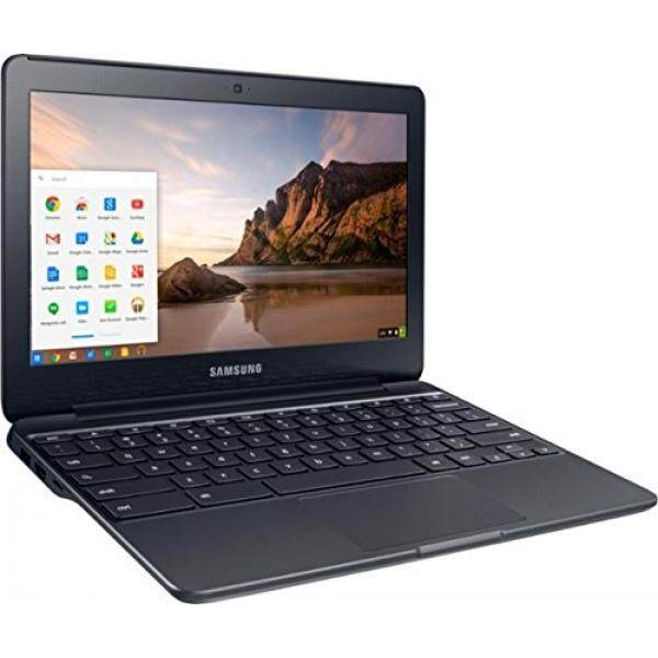 Samsung Newest Chromebook 3 Flagship High Performance 11.6 HD Laptop PC Intel Core Celeron N3060 4GB RAM 32GB eMMC Bluetooth WIFI Chrome OS (Black) - intl