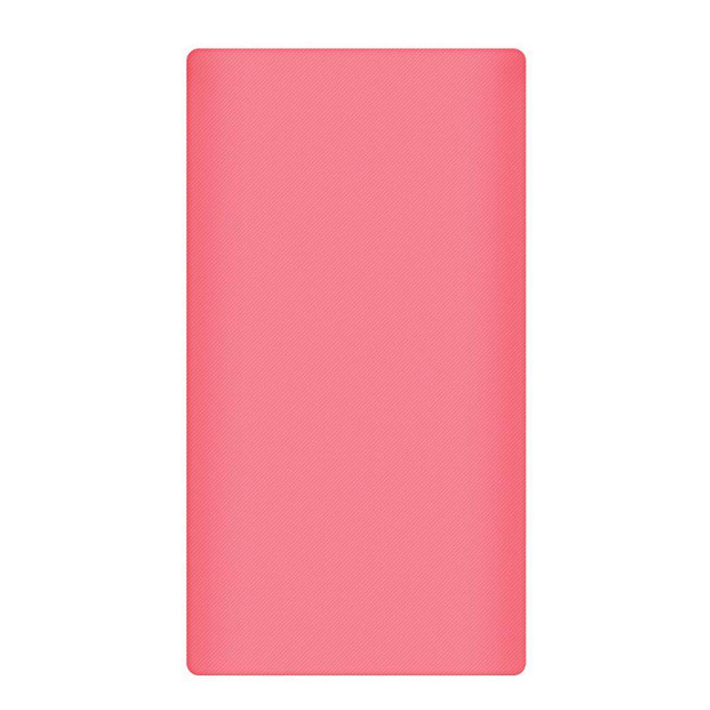 Portable Silicone Powerbank Protection Case Cover Skin Shell fo Xiao-Mi 10000mAh Power Bank 2