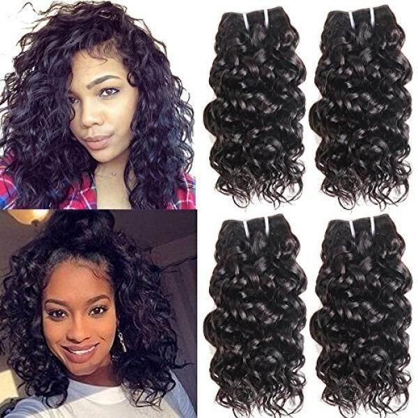 Ms Taj Brazilian Water Wave Virgin Hair A Wet And Wavy Human Hair Weaves
