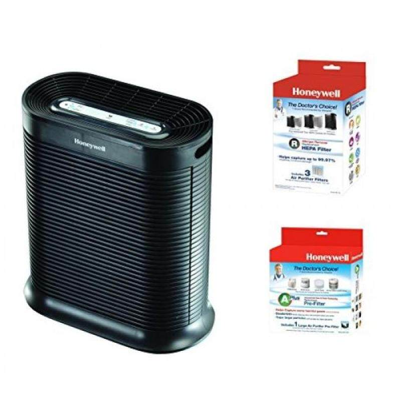 Honeywell True HEPA Allergen Remover, 465 Sq Ft, HPA300, HRF-R3, and HRF-APP1 … Singapore
