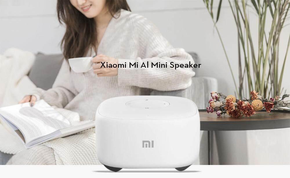 ยี่ห้อนี้ดีไหม  ศรีสะเกษ Xiaomi Mi Al มินิอัจฉริยะลำโพงบลูทูธ WiFi WIFI