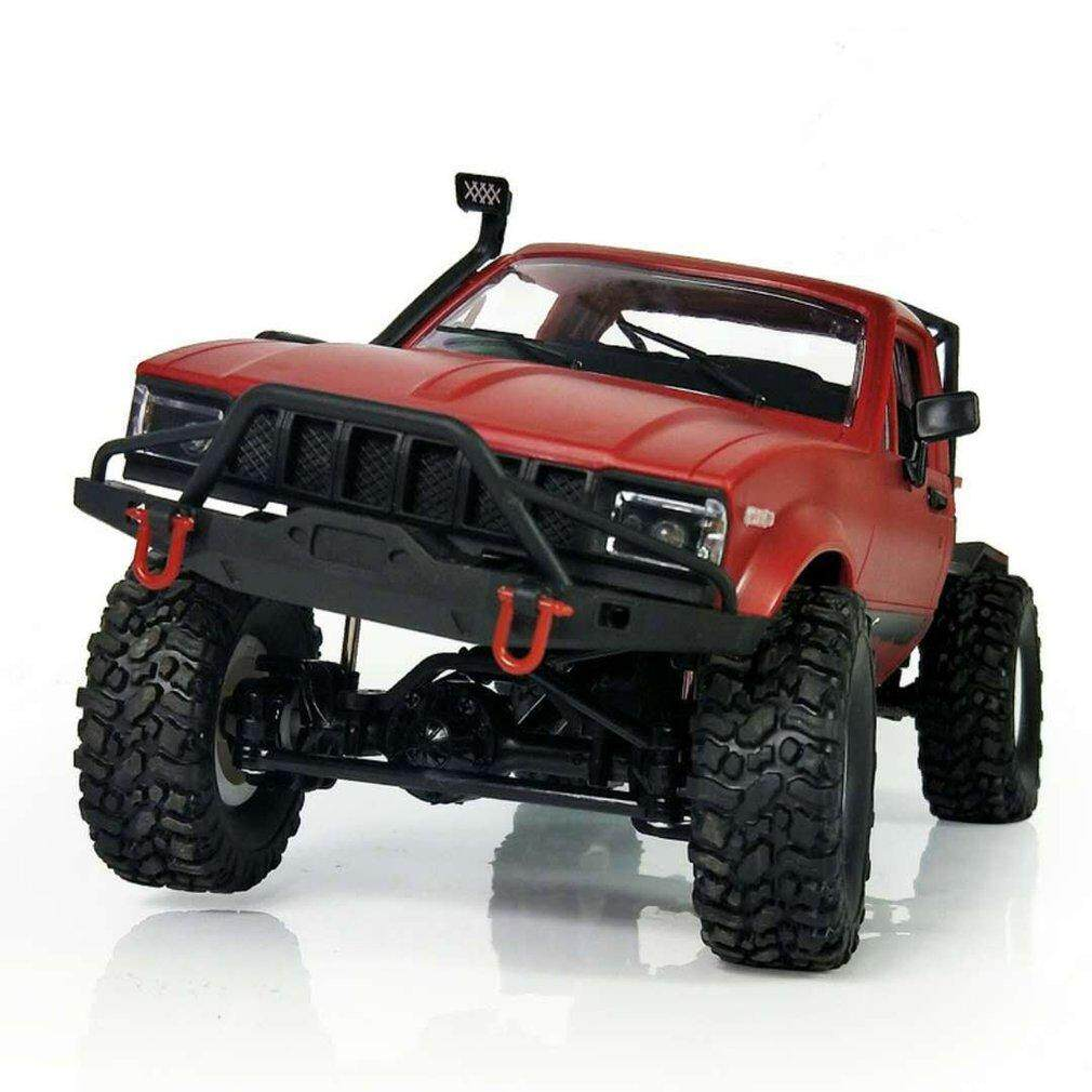 Hot Sale 1:16 Wpl C14 Scale 2.4g Mini Off-Road Rc Semi-Truck Rtr Kids Climb Truck Toy By No1goodsstore.