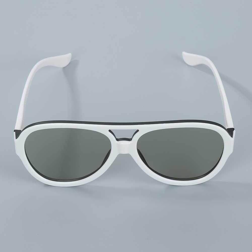ailsen Lens Circular Polarized Passive 3D Glasses for TV DVD 3D Movie Game  - intl fc61f59145
