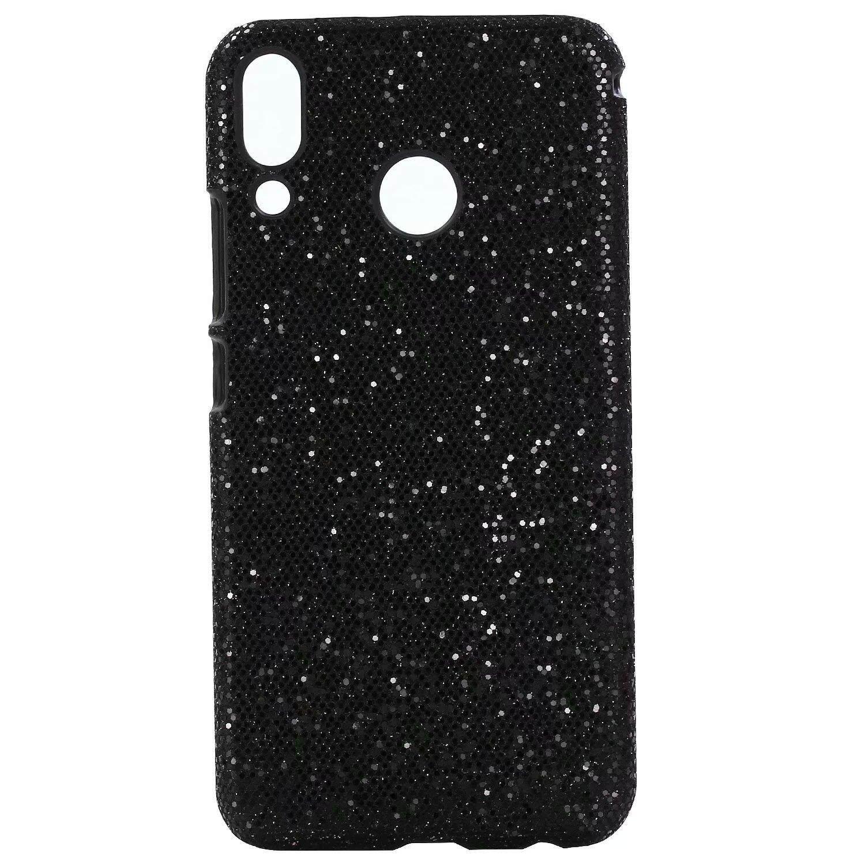 Untuk Asus ZenFone 5 ZE620KL Plastik Keras Casing BLING BLING Kayu PC Pola Sampul untuk Asus Zenfone 5z ZS620KL 6.2 Inch