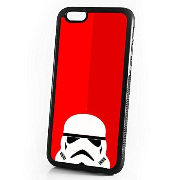 Smartphone Cases Cases Pinky Beauty Australia ( For iPhone 8 ) Phone Case Back Cover - HOT10107 Starwars Stormtrooper - intl