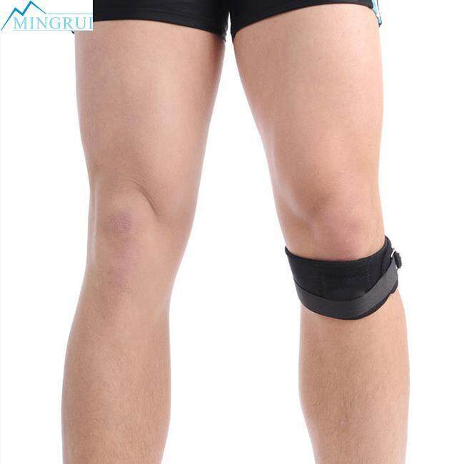 Hình ảnh Universal Adjustable Sports Patella Tendon Knee Brace Protector Strap