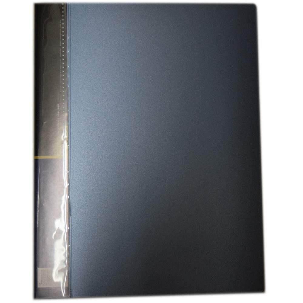 CBE MP60 Metalic Pearl Clear HolderA4 BL (Item No: B10-50 BL)
