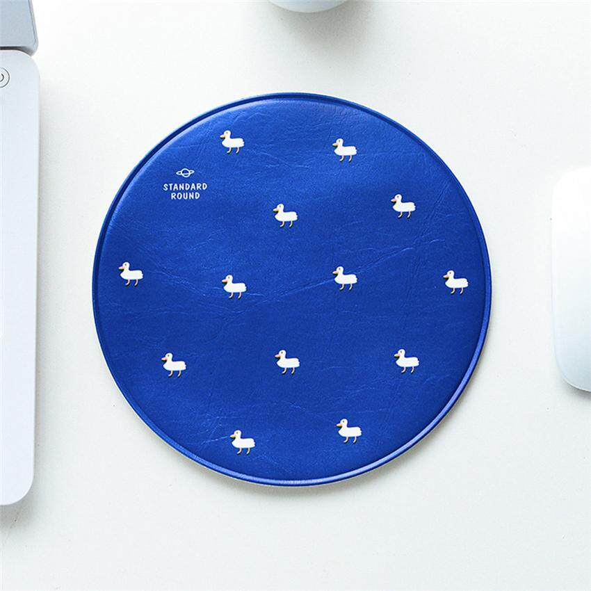 2018 Cute Sweet Pvc Soft Round Mouse Pad Creative Personality Non-Slip Design Mouse Pad Placemat By Scotty Dream Paradise.