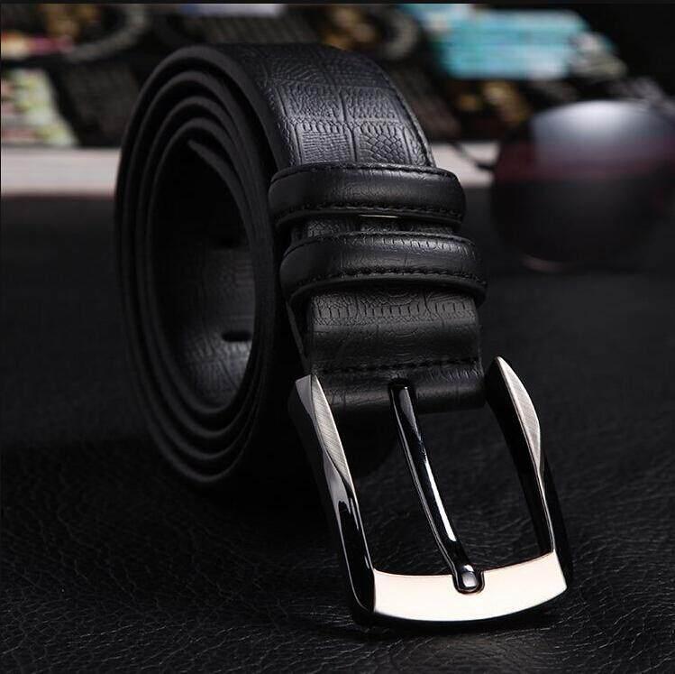 2018 Quality Update Genuine Leather Belt Luxury Designer Belts Men Cowskin Fashion Strap Male Jeans for