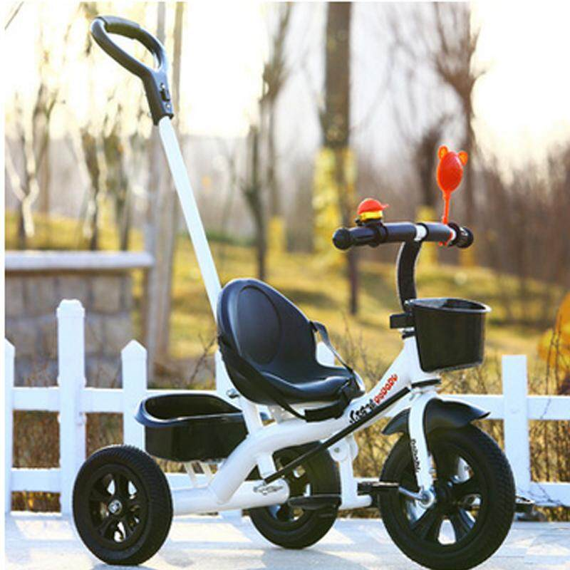 04e489150a6 Tricycle Bicycle Baby Carrier Foam Bike Wheel PP + Leather + Meal Gift Kid  CHild -