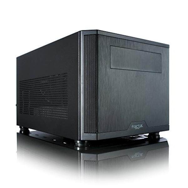 Fractal Design Core 500 No Power Supply Mini-ITX Case, Black FD-CA-CORE-500-BK Malaysia