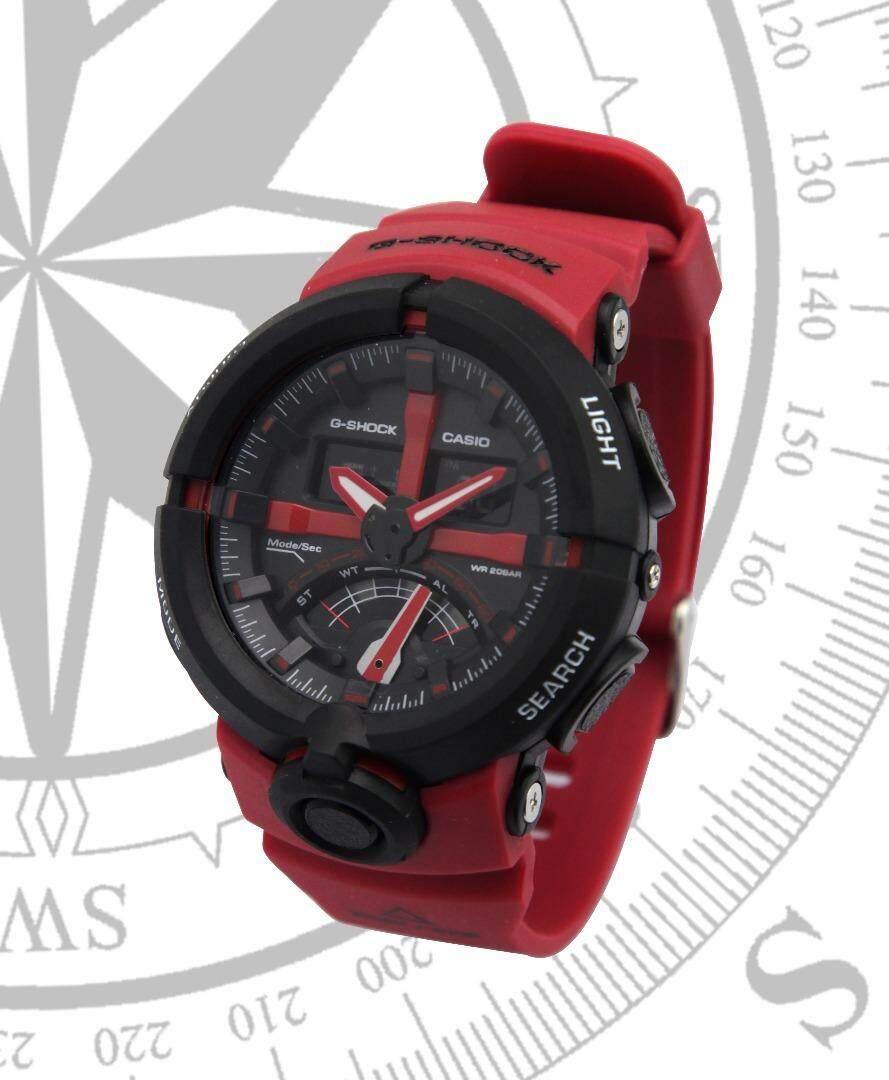 Fitur Limited Edition Jam Tangan Casio Gshock Rantai Mika Black G Shock Mens Digital Analog Resin Red White