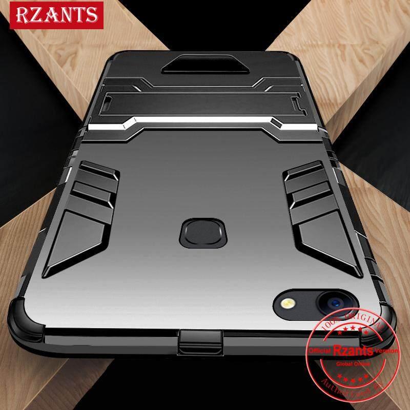 Rzants untuk VIVO V7 Plus Case [Armor Series] Hybrid Heavy Duty Shockproof Full-