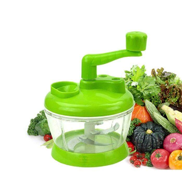 Meijiale Multi-function Food Processor Slicer Chopper Stuff Maker Mixer (ASOTV)