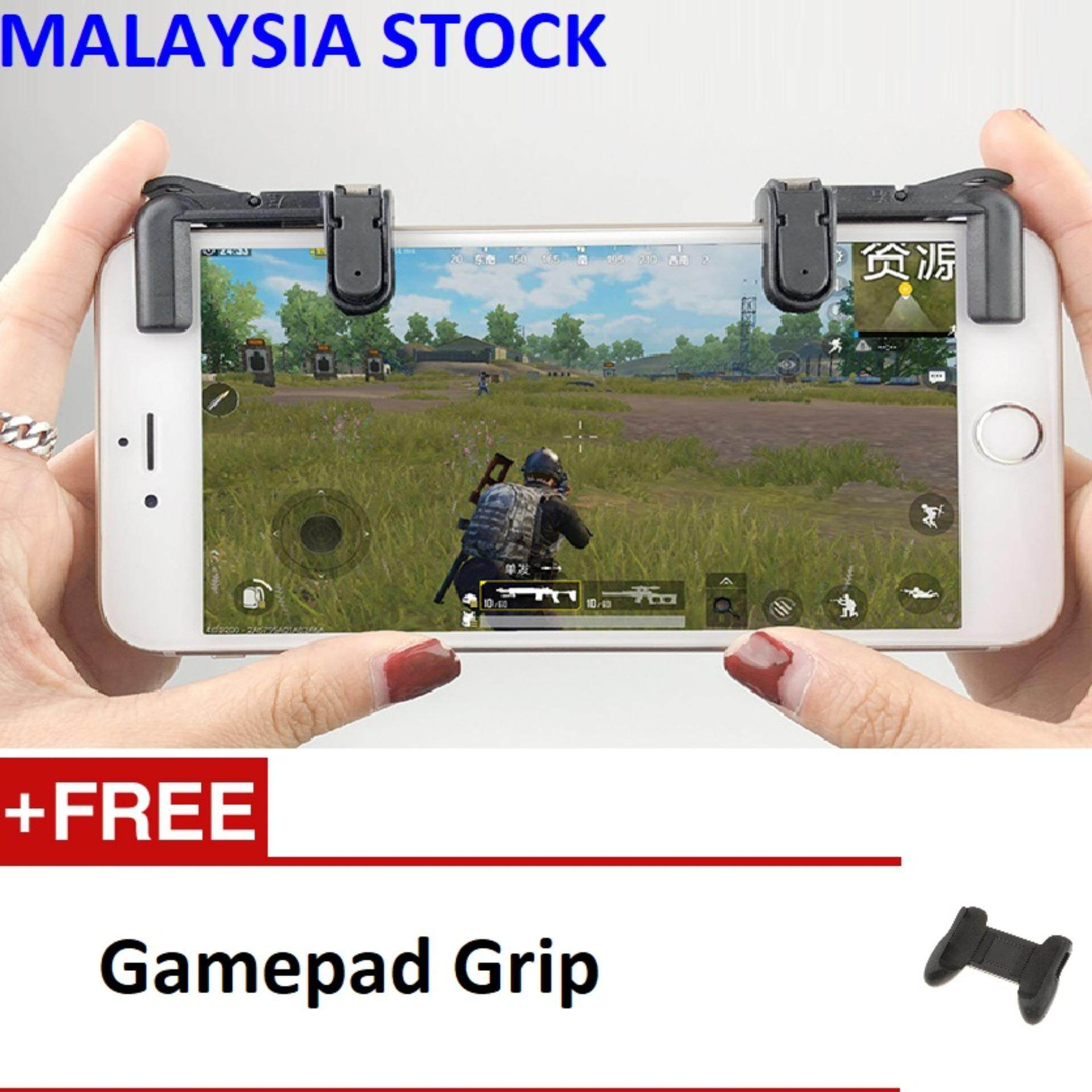 Cek Harga Pubg Ros Game Set Controller With L1 R1 Trigger Joystick Sharp Shooter Mobile Rule Of Survival Versi 3 V21 Phone Shooting Games Shortcut Key Knive Out Gamepad