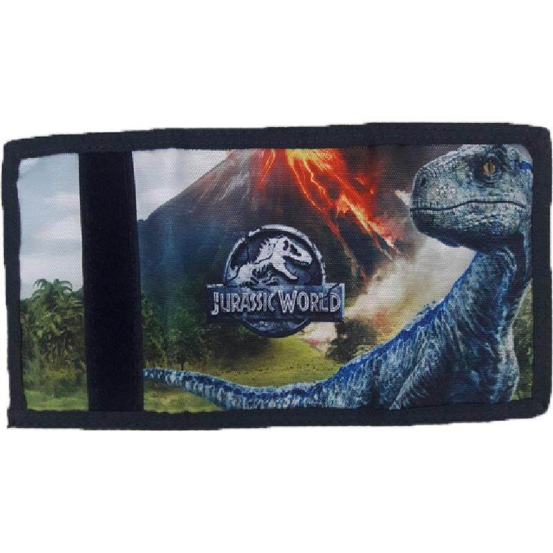 Jurassic World Trifold Wallet Featuring Raptor