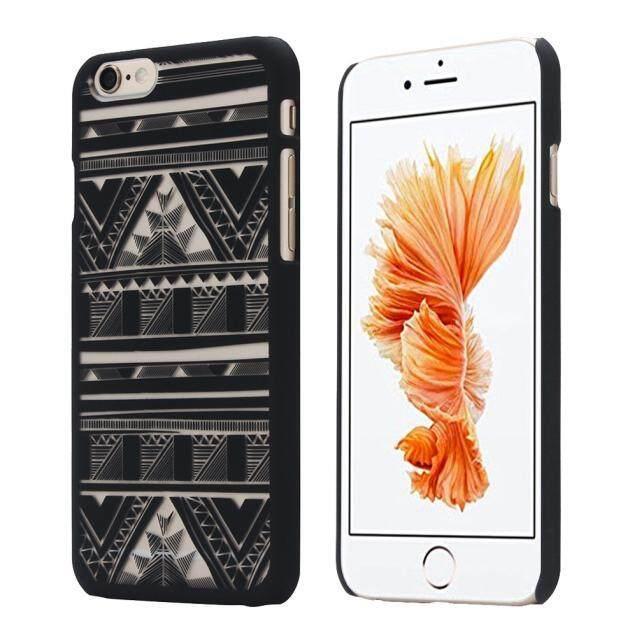 Planiesty Silikon Lembut Case Kulit Penutup untuk iPhone 6 S Plus 5.5 Inch PK-Intl