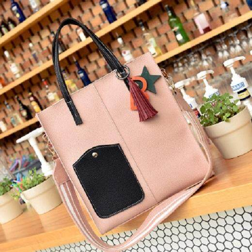 [PRE-ORDER] Women Autumn New Tide Large Messenger Capacity Bag