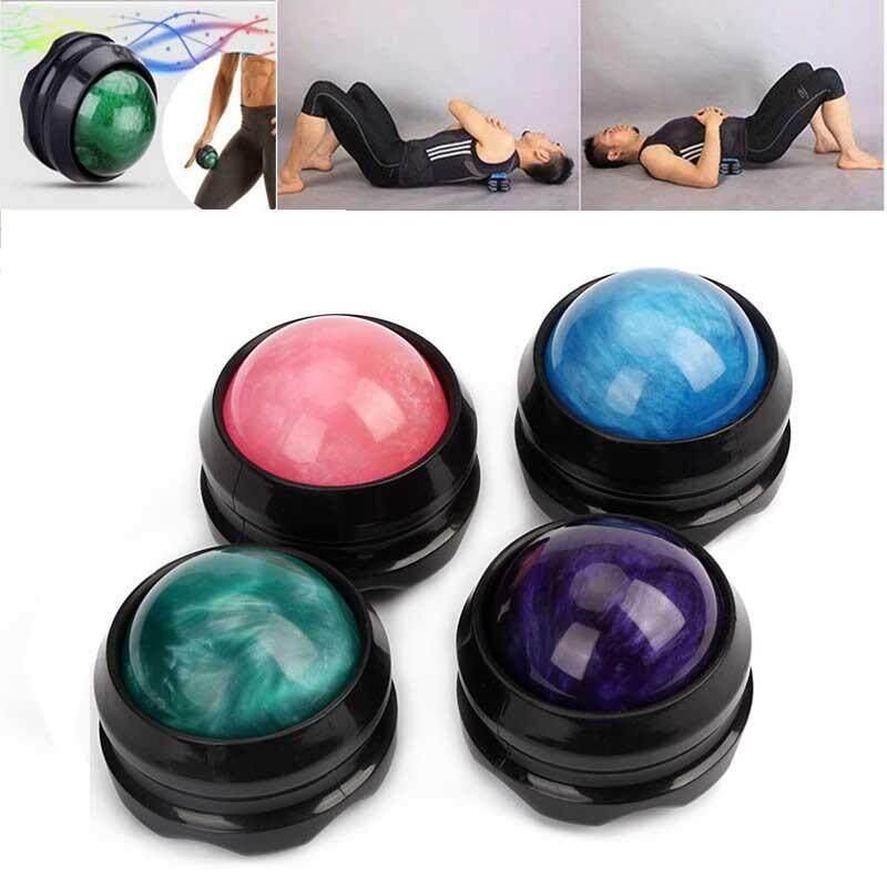 Bảng giá Tập thể dục Massage Con Lăn Bóng Máy Mát Xa Cơ Thể Trị Liệu Chân Lưng Hông Relaxer Stress Phát Hành Thư Giãn Cơ Bắp Con Lăn Bóng Mát Xa