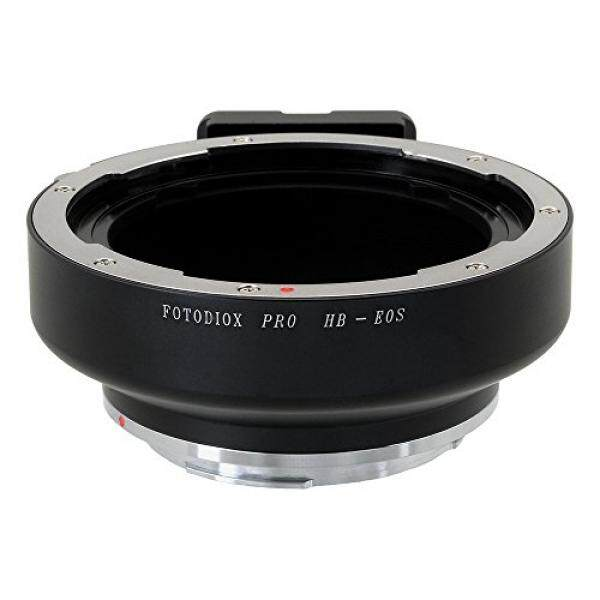 Fotodiox Pro Lens Mount Adapter w/Tripod Mount, Hasselblad V Lens to Canon EOS EF, EF-S Mount Camera such as EOS 7D, 5D & 60D - intl