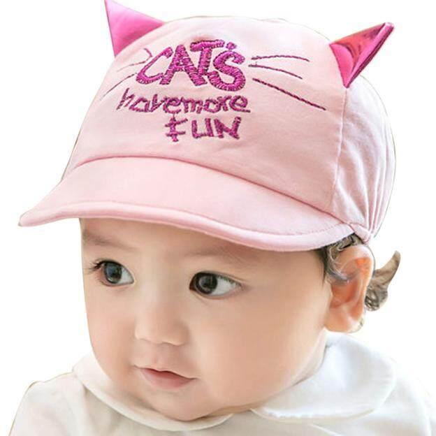 0d7ee5d06c8  childshop Toddler Infant Sun Cap Summer Outdoor Baby Girls Boys Sun  Baseball Hat