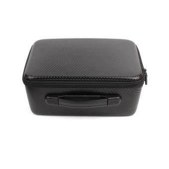 Outdoor PU Portable Carrying Case Shockproof Waterproof Handheld Storage Bag for DJI Mavic AIR Drone - intl